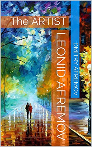 Book about Leonid Afremov
