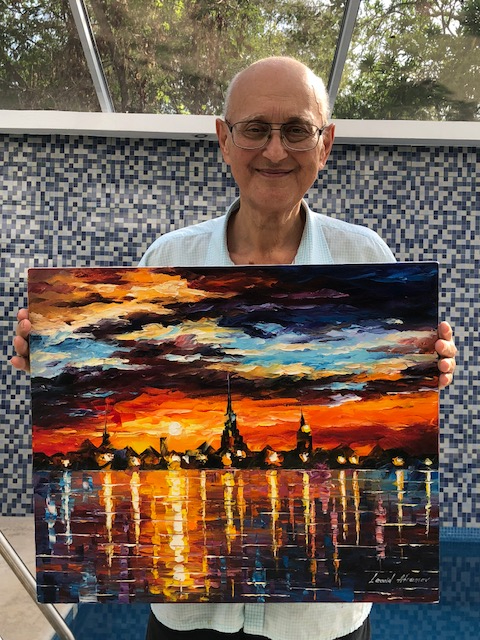 afremov reviews
