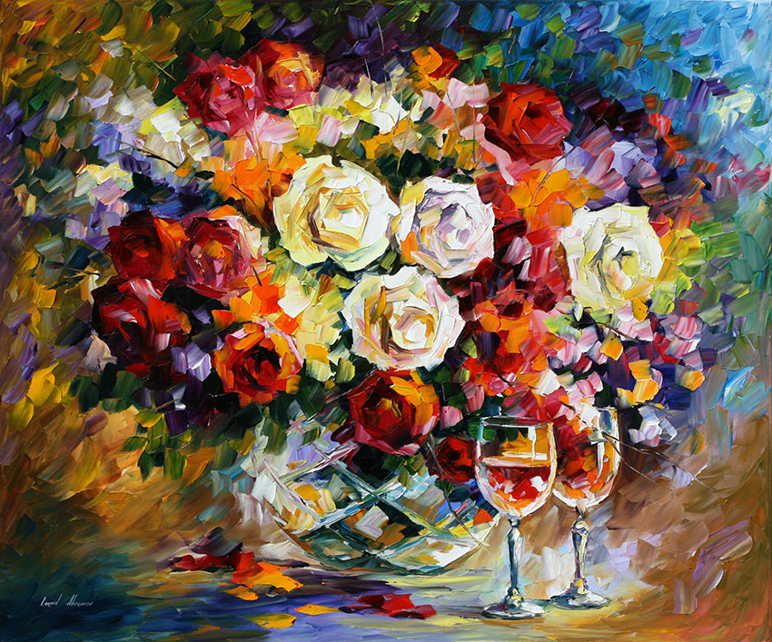 ROSES AND WINE 1