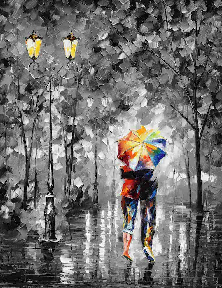 under one umbrella [ offer 109 ]