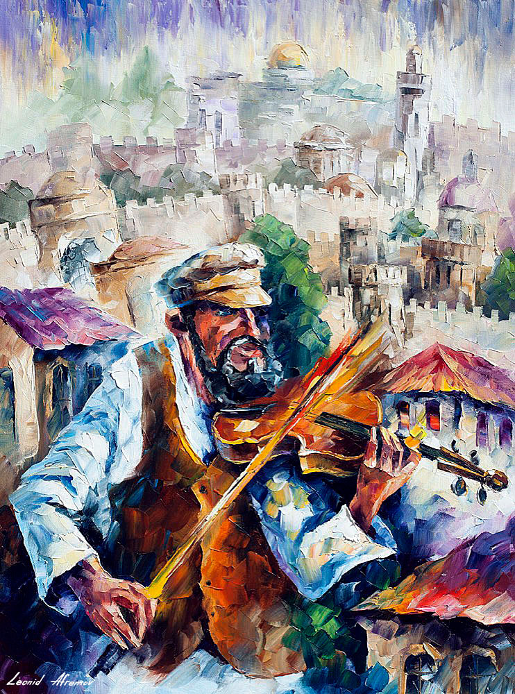 FIDDLER FROM THE SKY