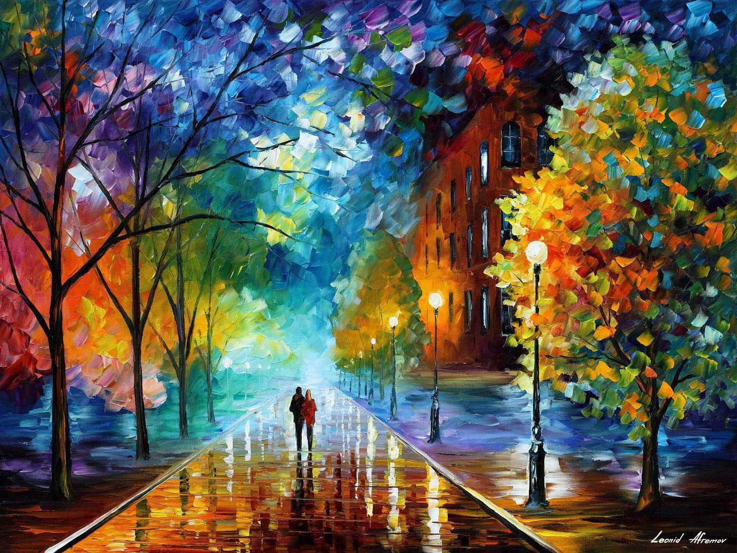 Popular Acrylic Paintings