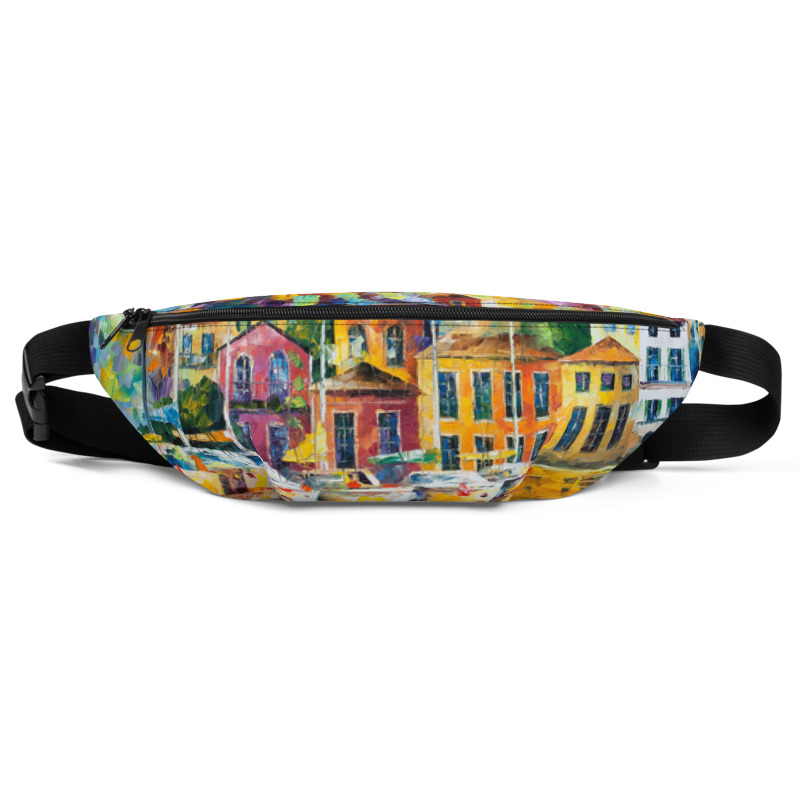 All-Over Print Fanny Pack - Dream harbor