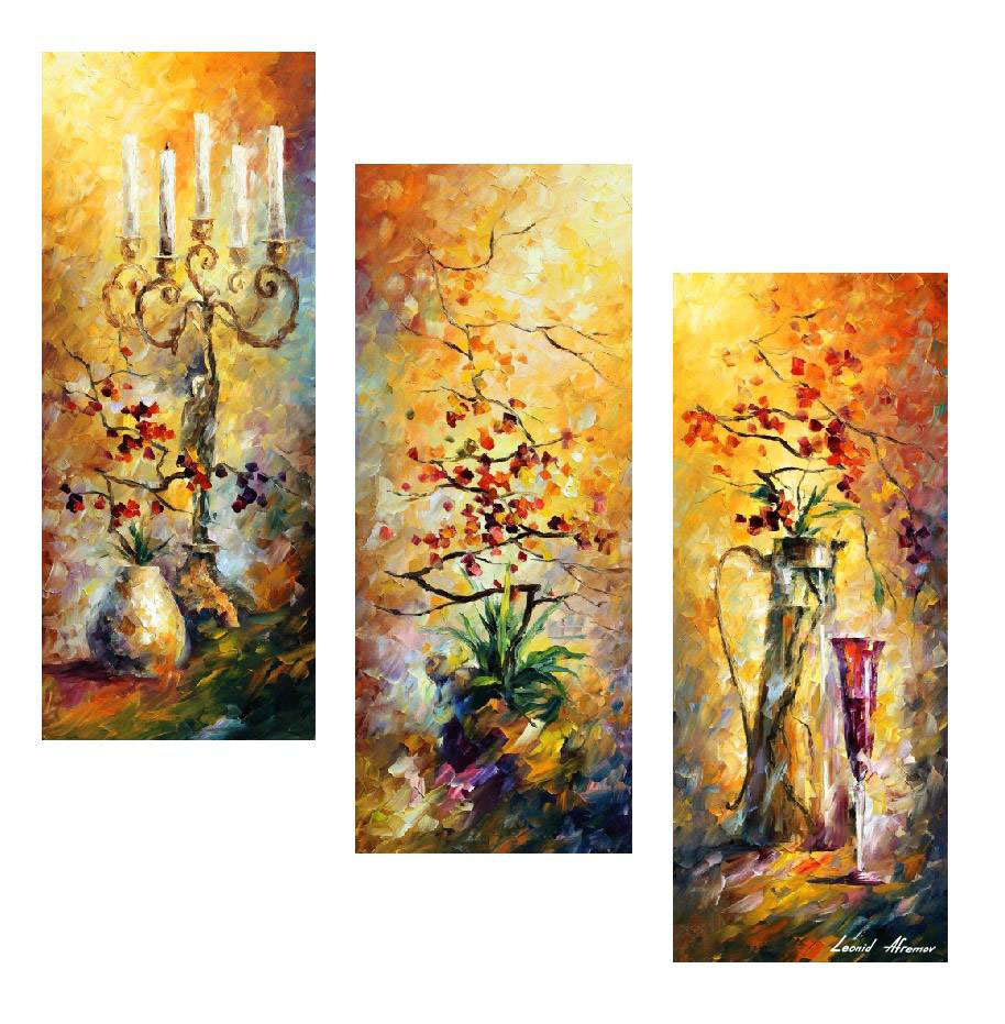 ORIENTAL DREAMS SET OF 3