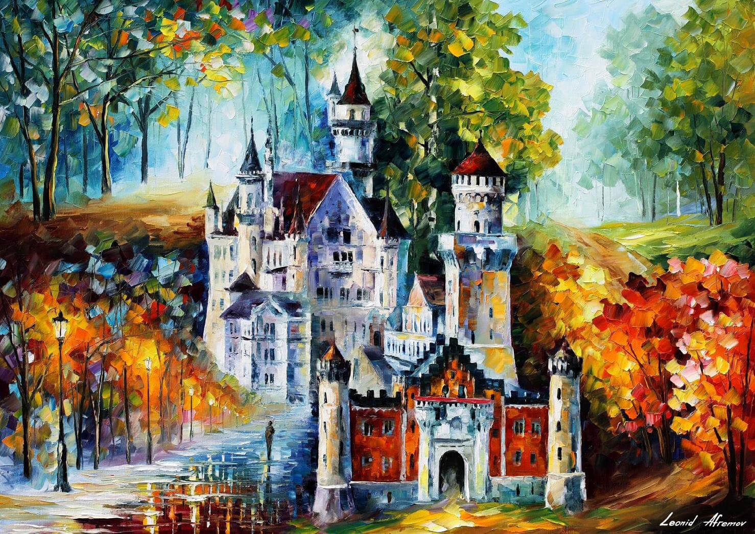 MAGICAL CASTLE 1
