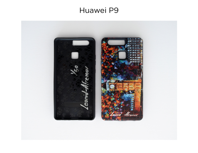 Big Ben London - Huawei P9 plastic protective case