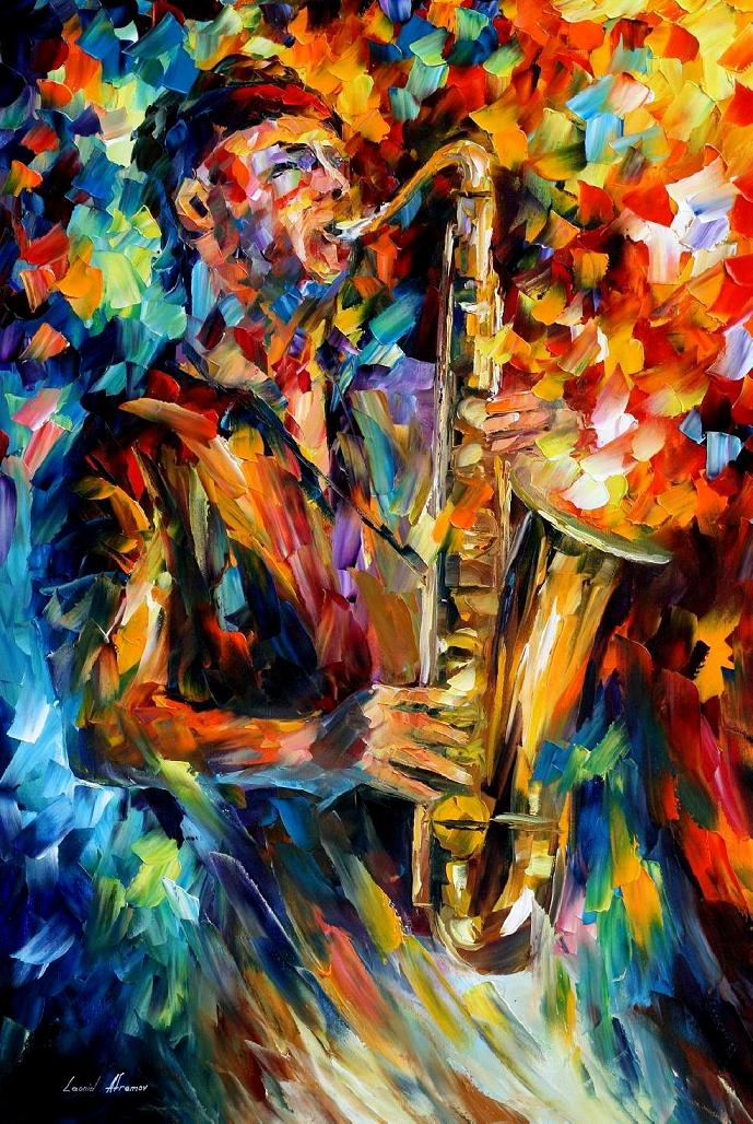 THE SOUL OF THE SAXOPHONE