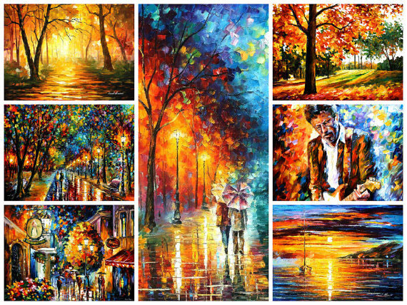 ORIGINAL OIL PAINTINGS fromLove collection