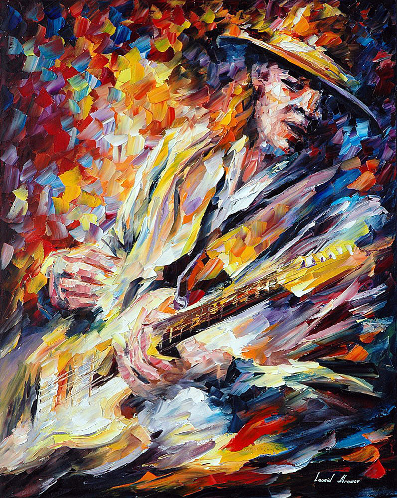 STEVIE RAY VAUGHAN 1