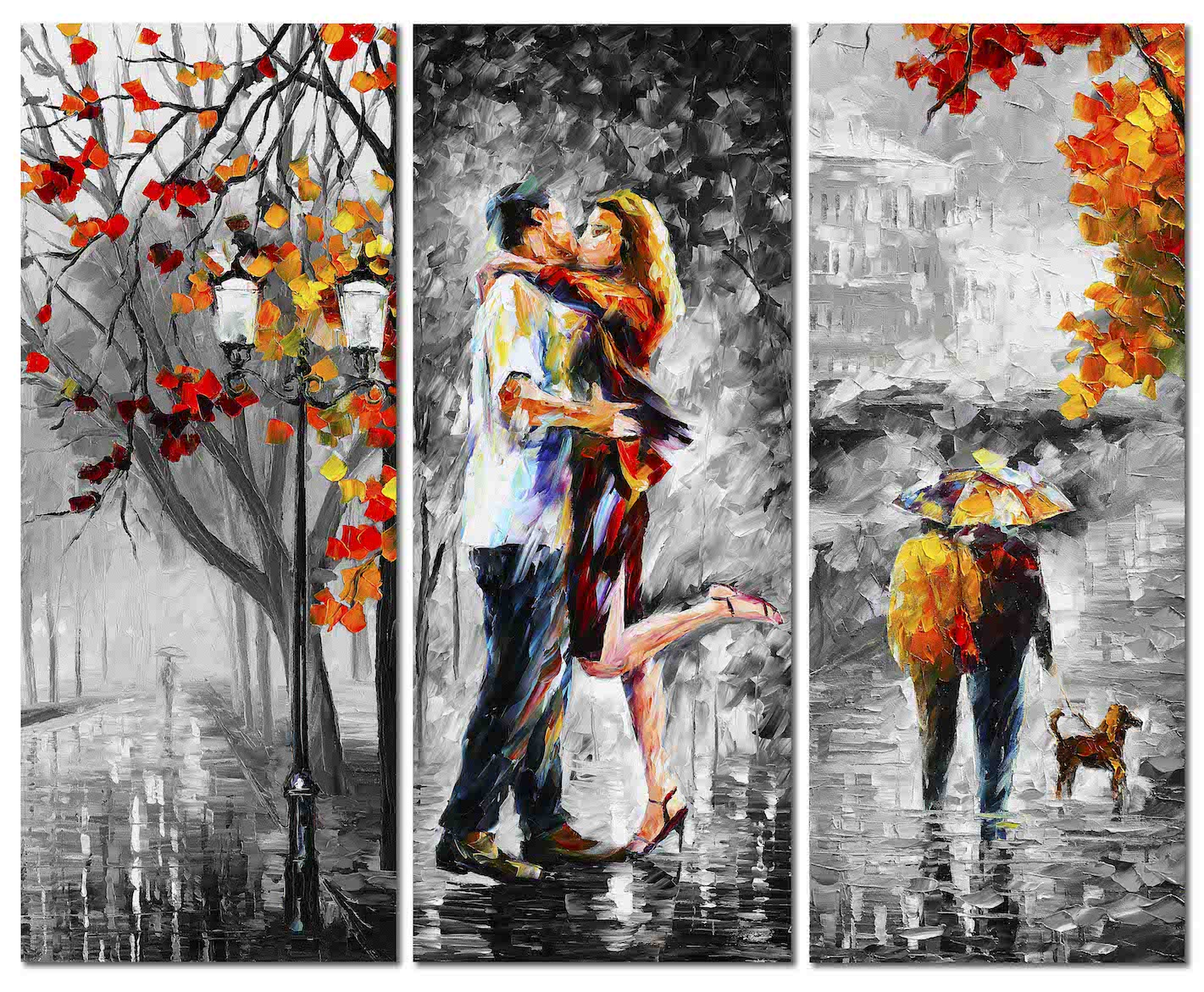 THE EMOTION OF LOVE - SET OF 3