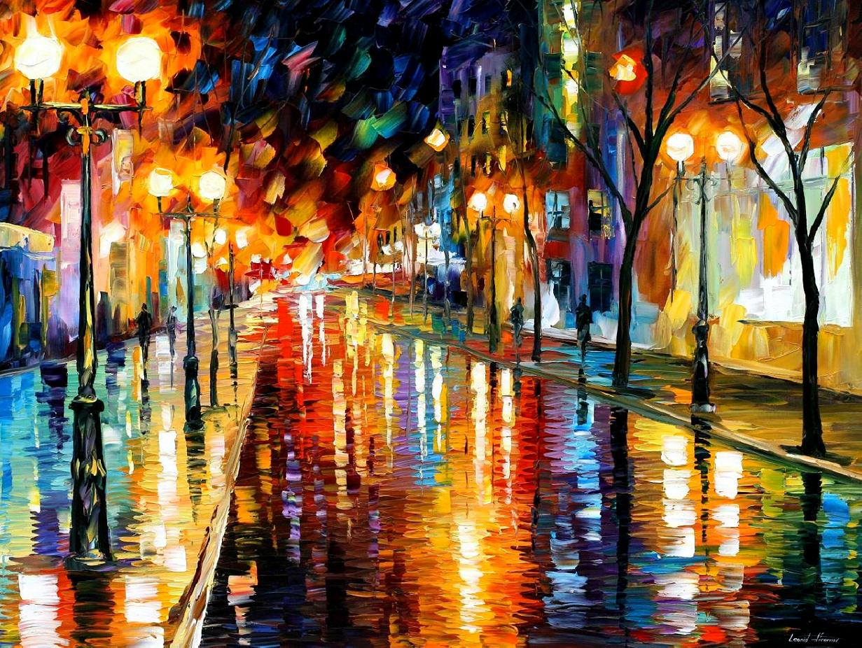 100 Famous People Painting: PALETTE KNIFE Oil Painting On Canvas