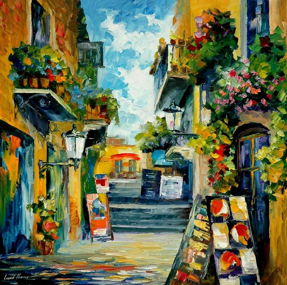 Original oil paintings by unknown artists best painting 2018 for Best mural artists