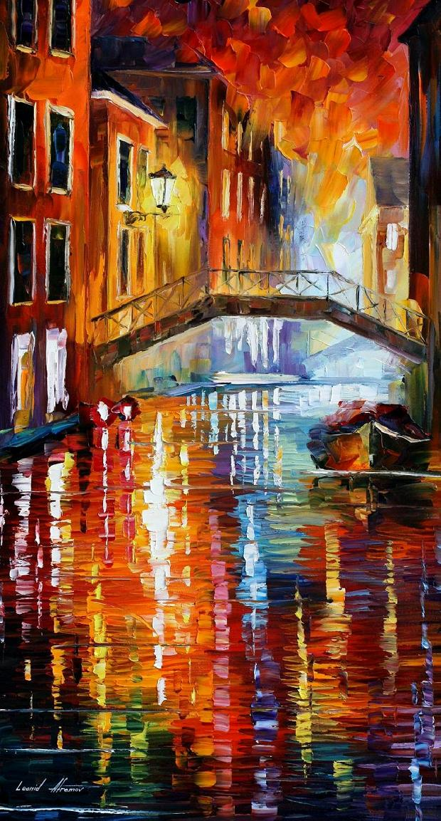 THE CANALS OF VENICE 1