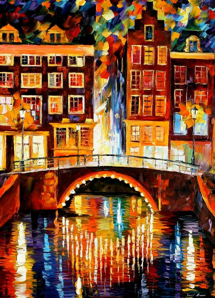 AMSTERDAM - LITTLE BRIDGE