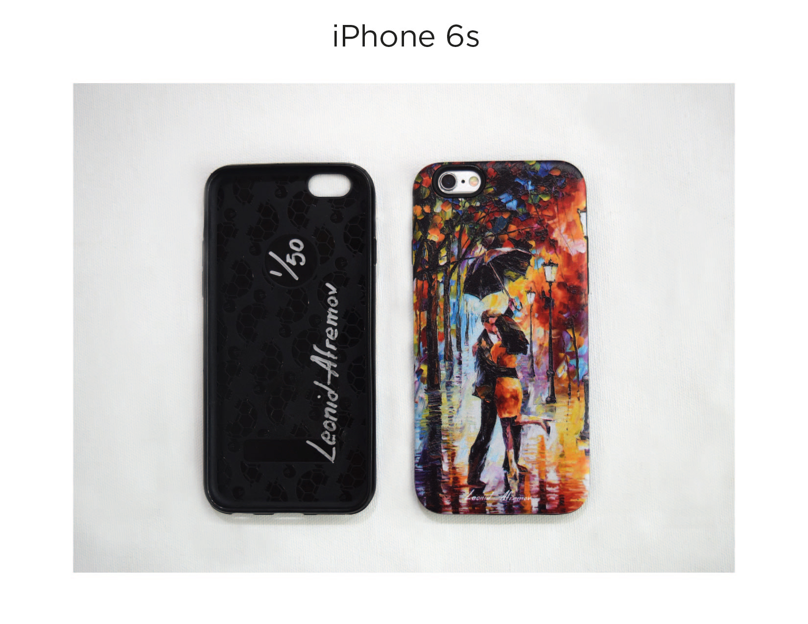 Dance Under The Rain - iPhone 6 s plastic protective case