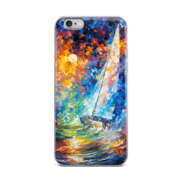 iPhone 6 Plus / 6s Plus Cases with different designs by Leonid Afremov
