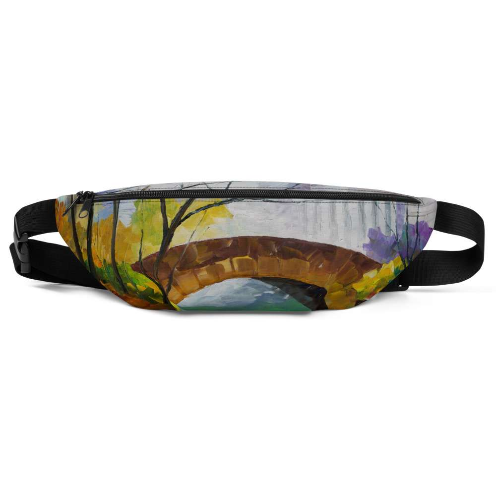 All-Over Print Fanny Pack - Central park New York