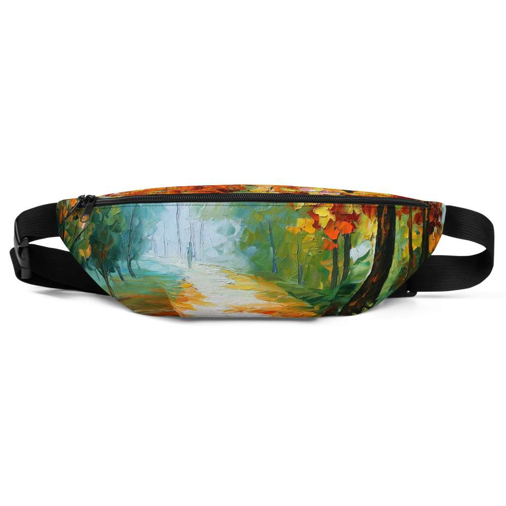 All-Over Print Fanny Pack - Evanescing sight