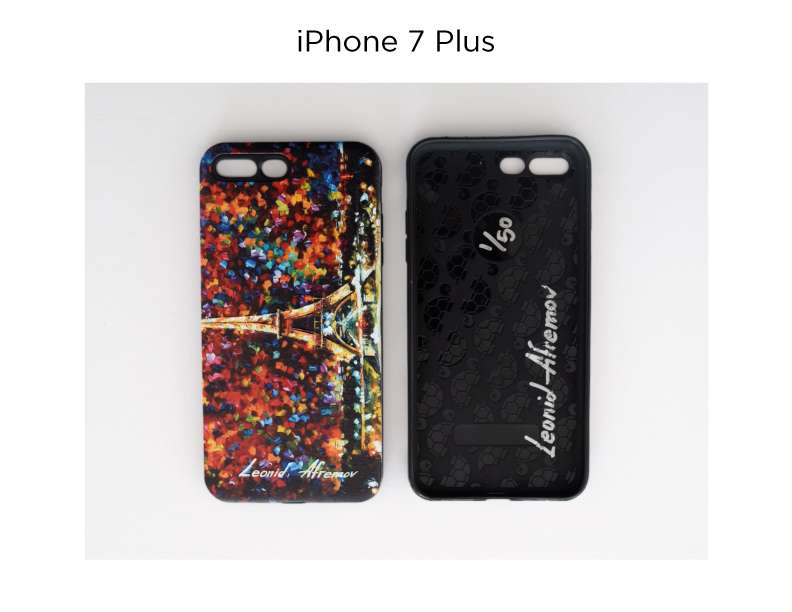 Paris Of My Dreams - Funda de plástico para iPhone 7/8 Plus