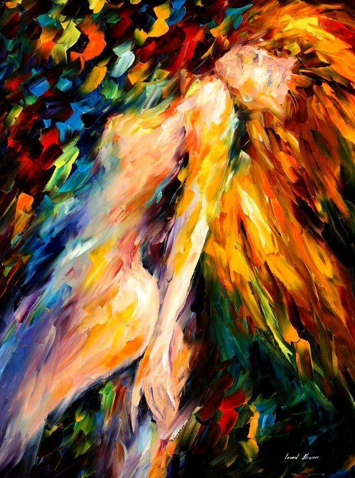 Leonid Afremov, oil on canvas, palette knife, buy original paintings, art, famous artist, biography, official page, online gallery, large artwork, impressionism