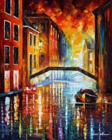 THE CANALS OF VENICE 2