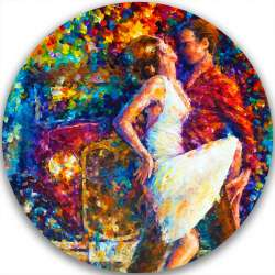 ETERNAL EMOTIONS - LIMITED EDITION CIRCLE GICLEE