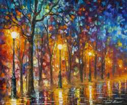 5AM LIGHTS - LIMITED EDITION GICLEE