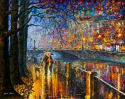 ALLEY BY THE RIVER - LIMITED EDITION GICLEE