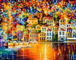 DREAM HARBOR - LIMITED EDITION GICLEE