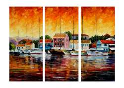 GREECE — FISKARDOS - SET OF 3
