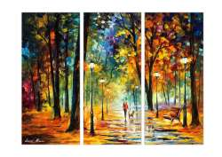 IMPROVISATION OF NATURE - SET OF 3