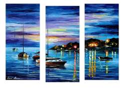MYSTERY OF THE NIGHT SKY - SET OF 3