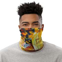 All-Over Print Neck Gaiter  - Balloon Festival