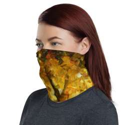 All-Over Print Neck Gaiter  - Bewitched Park