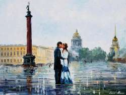 KISS IN ST. PETERSBURG