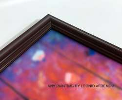 Frame - CURVED TRADITIONAL WOOD