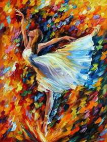 THE BEAUTY OF LOVELY DANCE