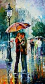 SWEET RAINY KISS
