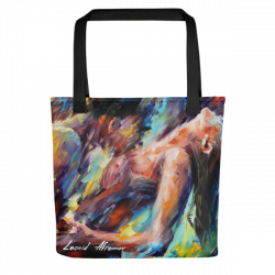 Passion - Tote bag by Leonid Afremov