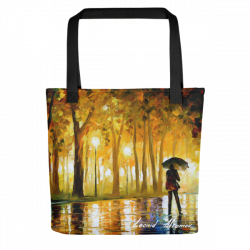 Bewitched Park - Tote bag by Leonid Afremov
