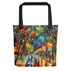 When Dreams Come True - Tote bag by Leonid Afremov