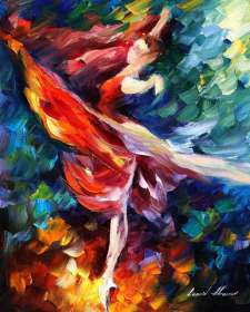 DANCE OF PASSION