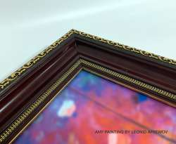 Frame - SMALL FLORAL PATTERN