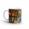 Coffee Mug with print of the painting When Dreams Come True
