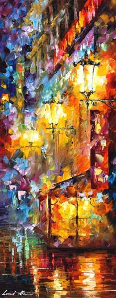 wall art for decorating, wall art décor, urban feelings, city, color, colorful, beautiful, vibrant, authenticity, perfect, gift, leonid afremov, owner, piece, artwork, art,
