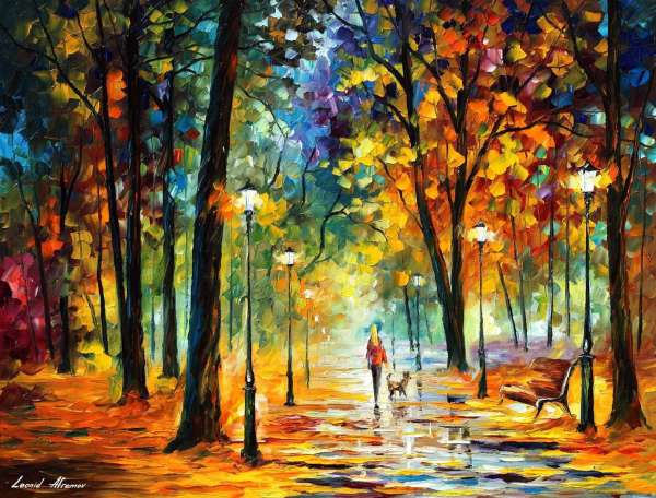 Nature Painting Free Worldwide Shipping