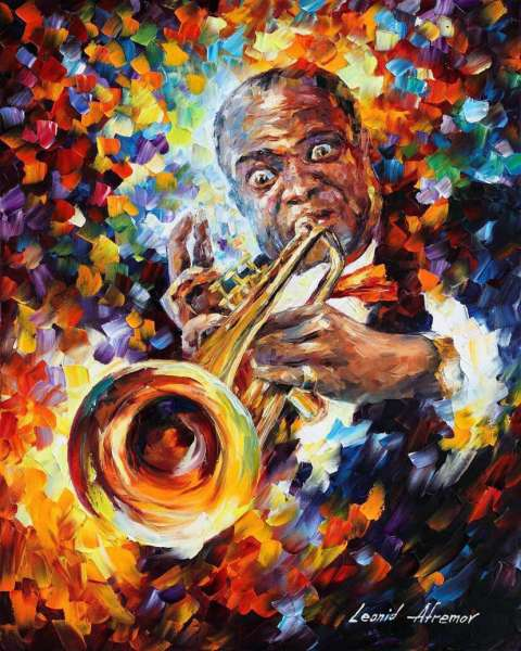 LOUIS ARMSTRONG MUSIC