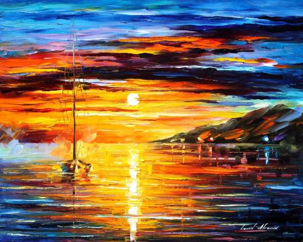 famous sailing paintings