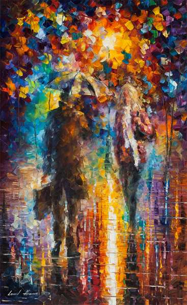 afremov painting