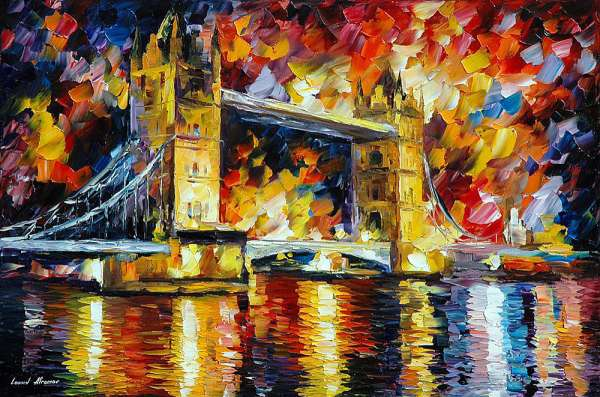 LONDON - TOWN BRIDGE